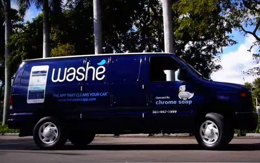 Washé: The Uber of Mobile Car Washing & Detailing