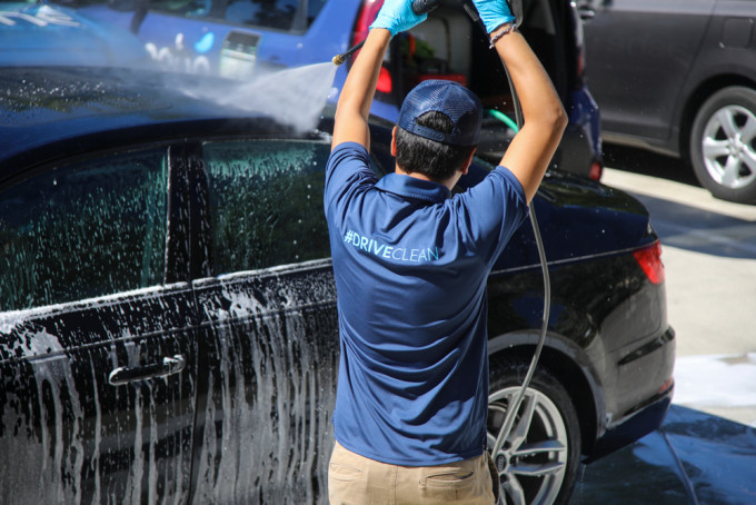 Washe Raises 3 5 Million For Its On Demand Car Washing Service And